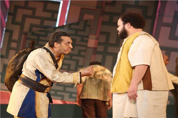 صورة من العرض
