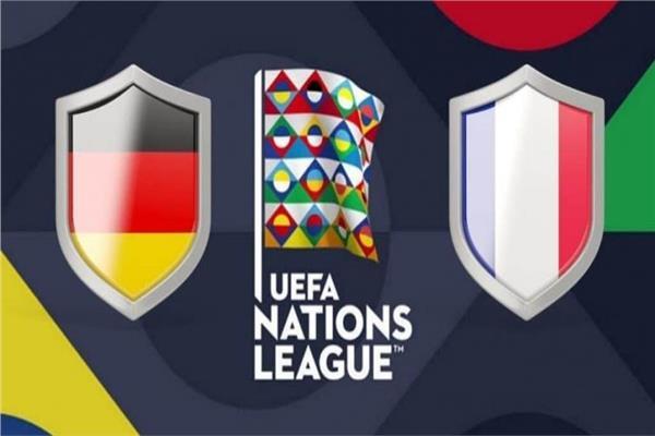 فرنسا وألمانيا في دوري أمم أوربا
