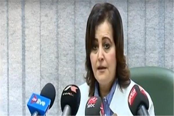 د. منى محرز نائب وزير الزراعة للثروة الحيوانية والسمكية