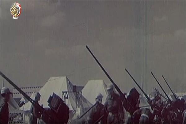 مشاهد نادرة للمدفعية المصرية في عيدها الذهبي