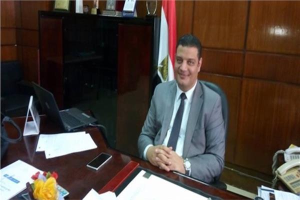 أيمن عبد الموجود- رئيس البعثة الرسمية لحج التضامن الاجتماعي