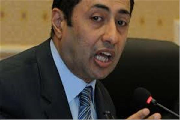 السفير حسام زكي- الأمين العام المساعد لجامعة الدول العربي