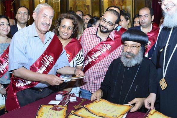 ختام دورة «أساسيات الإيمان» بمركز البابا ديسقورس وسط القاهرة