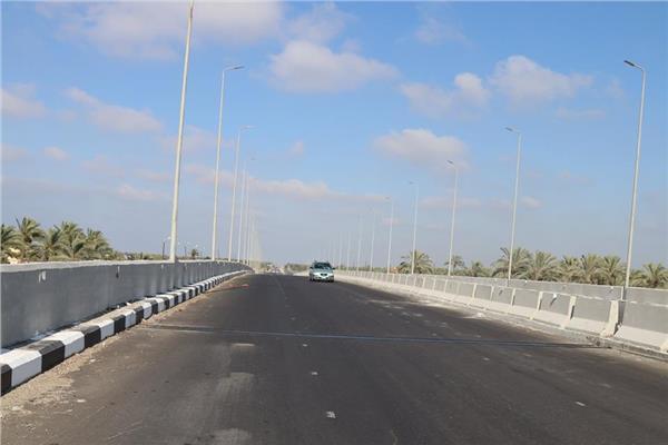 كوبرى الشيخ مبارك بكفر الشيخ