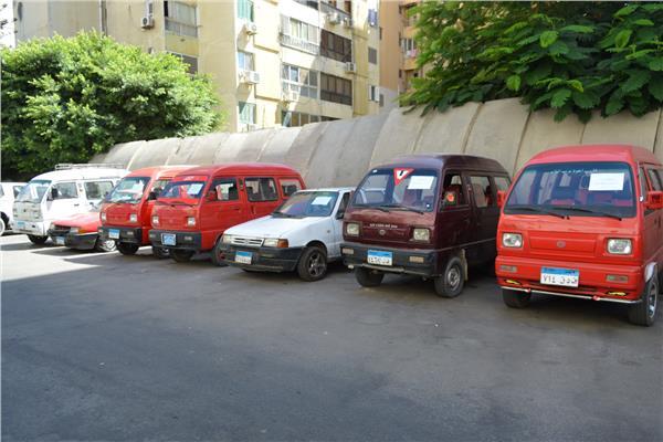 السيارات المسروقه