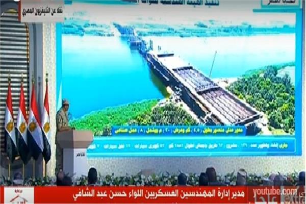 مدير «المهندسين العسكريين»: الانتهاء من 70% من أعمال كوبري عدلي منصور