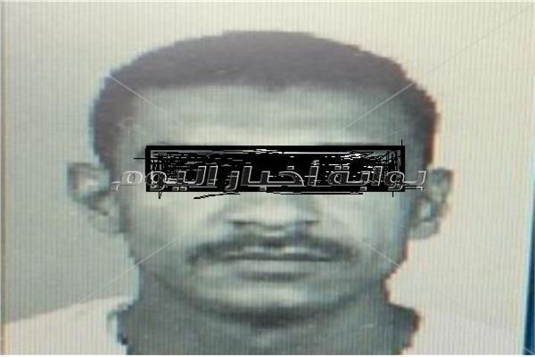 صورة للمتهم في «مذبحة الشروق»