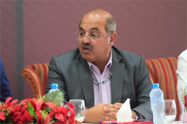 المهندس هشام حطب، رئيس اللجنة الأولمبية المصرية