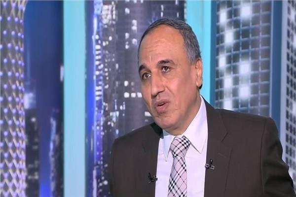الكاتب الصحفي عبد المحسن سلامة نقيب الصحفيين