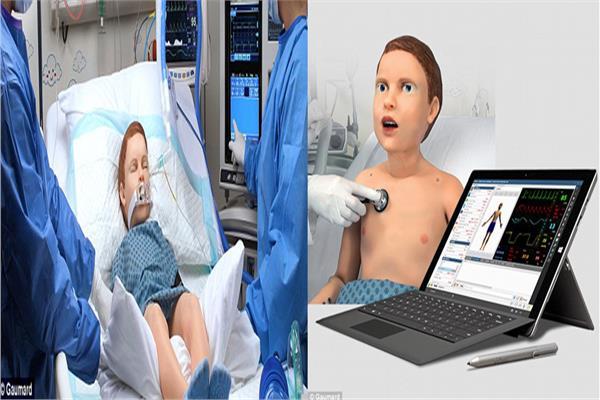 الطفل الروبوت «HAL»