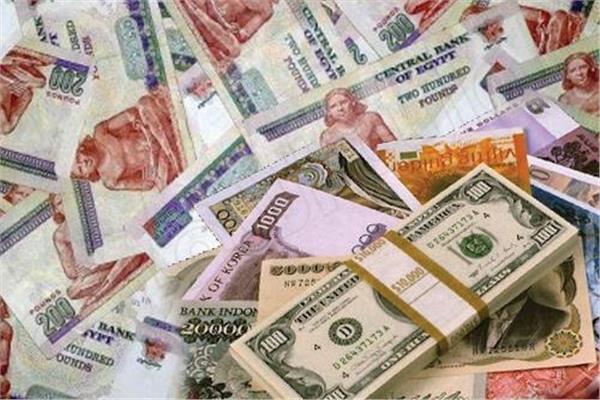 تراجع سعر اليورو مقابل أمام الجنيه المصري في البنوك اليوم
