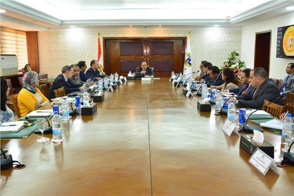 للواء محمود شعراوي وزير التنمية المحلية