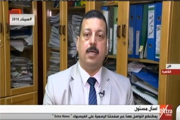 المتحدث باسم وزارة الكهرباء أيمن حمزة