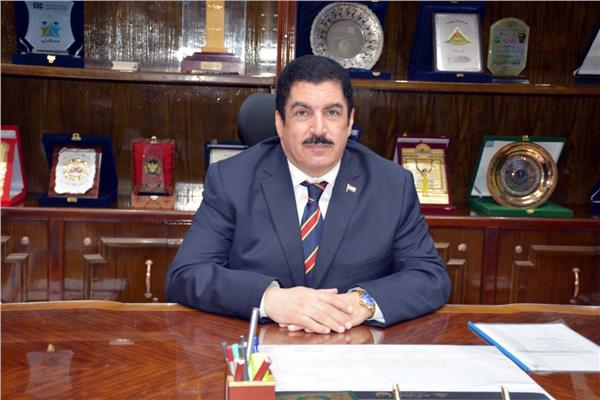 الدكتور علاء عبدالحليم مرزوق محافظ القليوبية الجديد