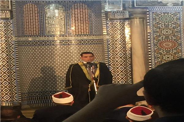 المنشد الديني محمود هلال