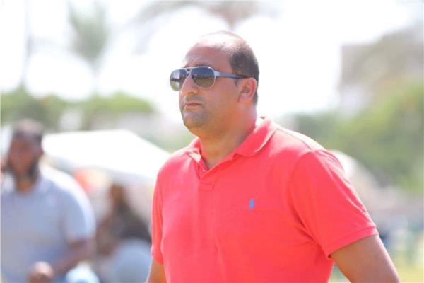 عمرو فتحي عضو مجلس إدارة اتحاد كرة اليد