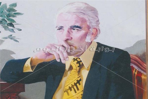 الكاتب الكبير احمد رجب