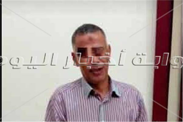 صورة لأحد المتهمين