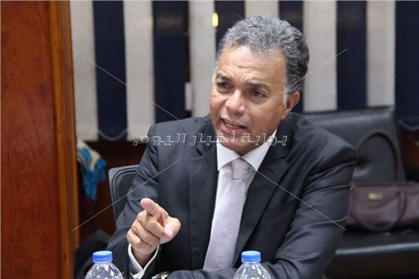 الدكتور هشان عرفات وزير النقل