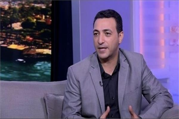 علاء عبد العاطي معاون وزيرة التضامن الاجتماعي