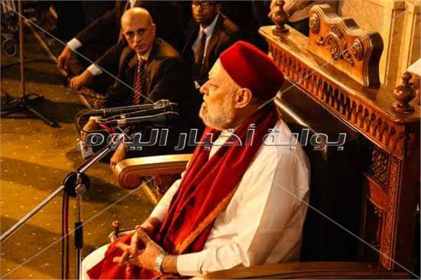 د. علي جمعة- مفتي الجمهورية السابق