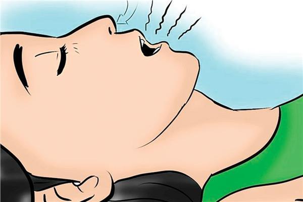 «الشخير» المتكرر أثناء النوم يؤدي إلى الوفاة