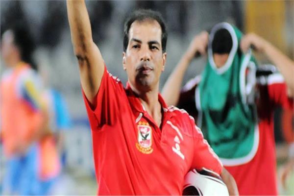 علاء ميهوب، رئيس اللجنة الفنية بالنادي الأهلي