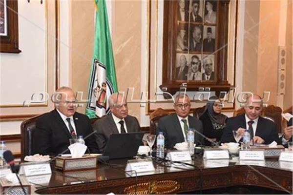 مجلس جامعة القاهرة