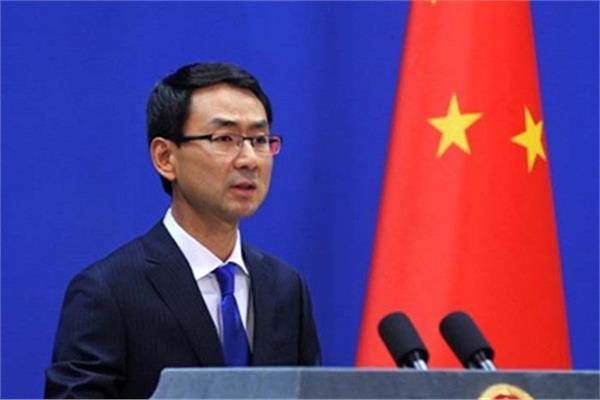 المتحدث باسم وزاره الخارجية الصينية جينج شوانج