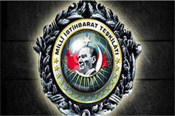 شعار المخابرات التركية