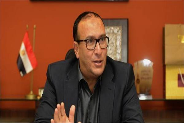 الدكتور مجدى صابر رئيس دار الأوبرا