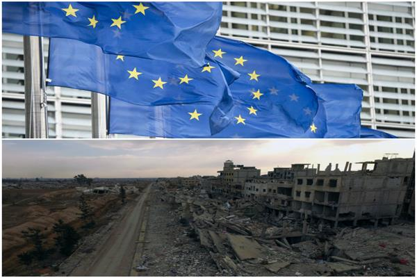 أعلام الاتحاد الأوروبي