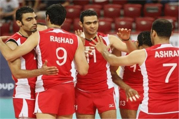 المنتخب المصري للكرة الطائرة