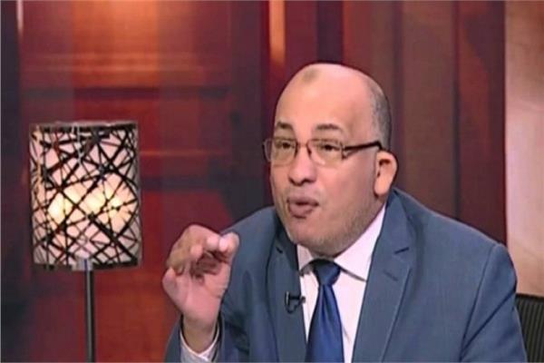رئيس قسم الإعلام جامعة الأزهر الدكتور محمد وهدان