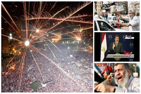 «الإخوان» حاولت البقاء في السلطة على حساب الشعب المصري