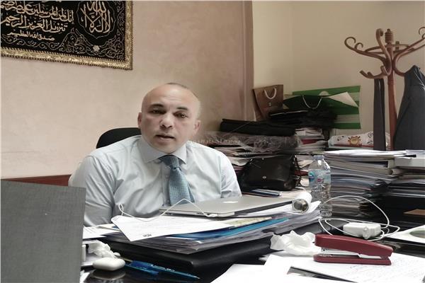 وليد الرشيد نائب رئيس الشركة القابضة الكيماوية