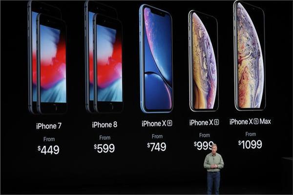 هواتف أيفون الجديدة