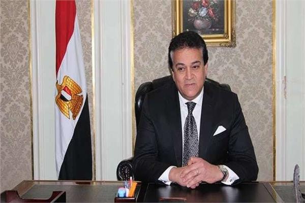 وزير التعليم العالي د.خالد عبد الغفار