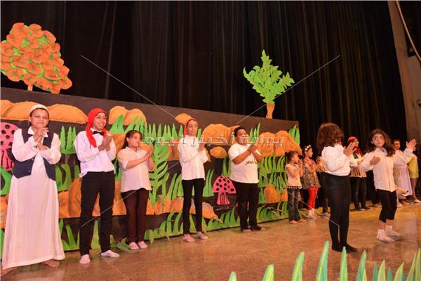 قصر ثقافة أسيوط يختتمالانشطة الصيفية للطفل