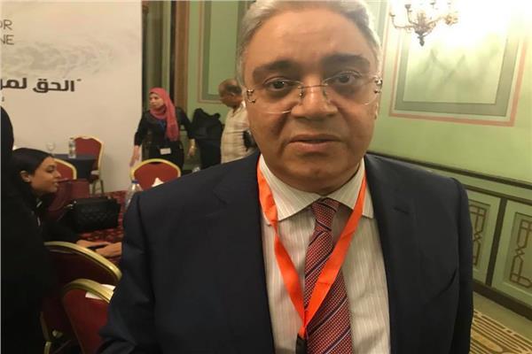 د.مدحت مراد - رئيس المؤتمر