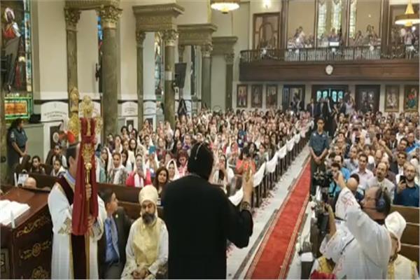 البابا تواضروس الثانى
