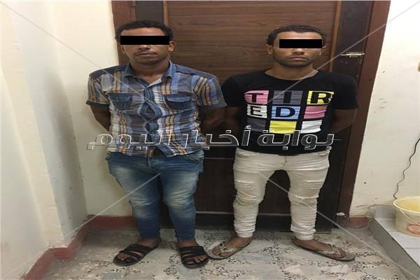 ضبط تشكيل عصابي لسرقة المواطنين بالإكراه بطريق مصر إسكندرية الزراعي