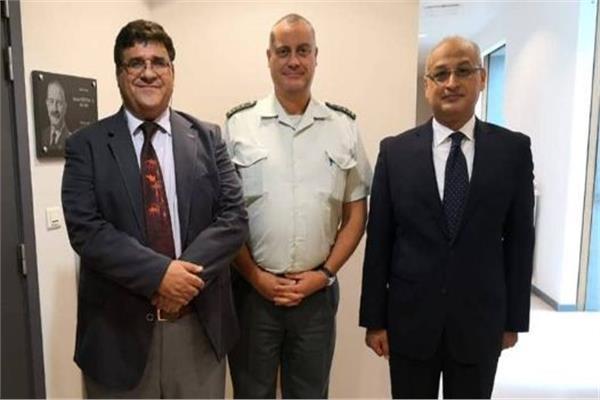 اللواء أ.ح. سيد غنيم - استشاري الأمن الدولي
