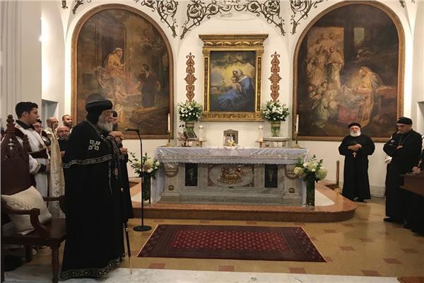 البابا تواضروس: وجود كنيسة قبطية لنا في منهاتن هدية عظيمة