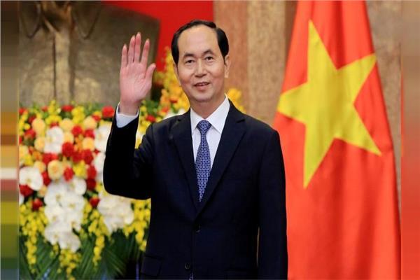 رئيس فيتنام تران داي كوانغ الراحل