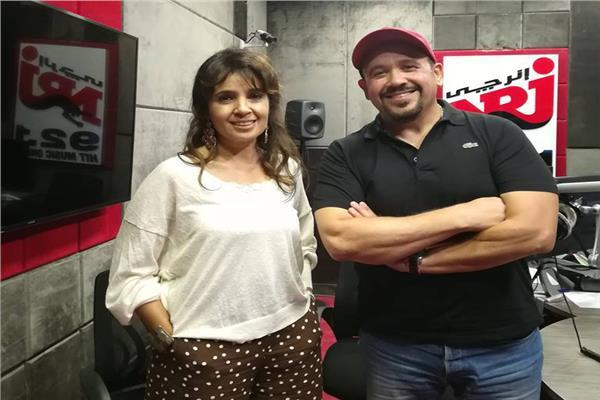 هشام عباس وحنان