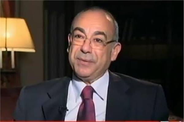 السفير محمد إدريس مندوب مصر في الأمم المتحدة