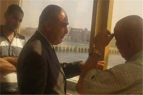 طلعت محمد أحمد رئيس هويس قناطر أسيوط الجديدة
