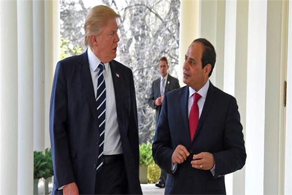 محطات فى العلاقات المصرية - الأمريكية