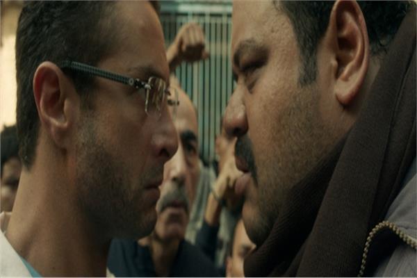 مشهد من فيلم عيار ناري